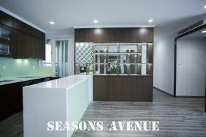 Thi Công Nội Thất Chung Cư Seasons Avenue