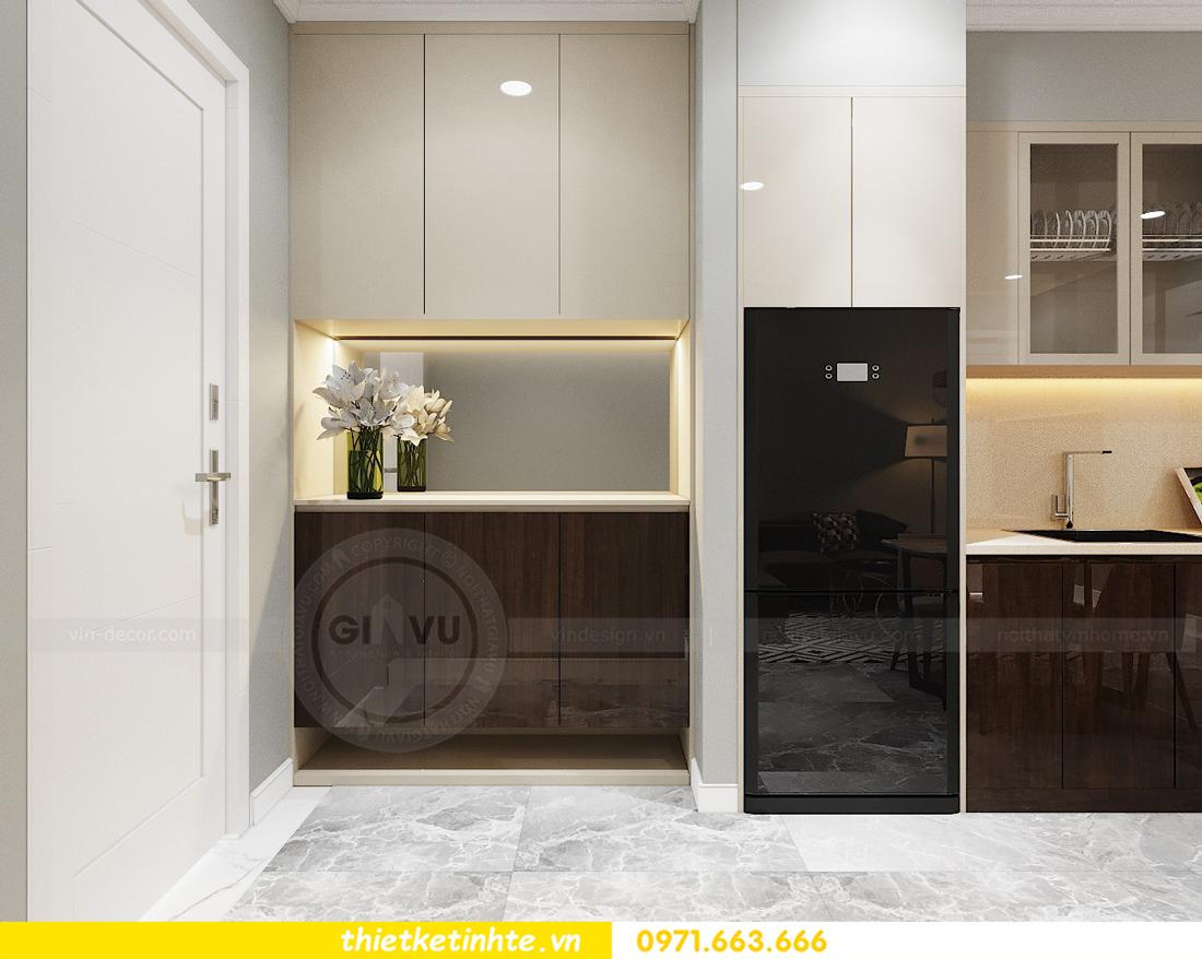 thiết kế nội thất biệt thự Vinhomes Imperia phong cách hiện đại 01