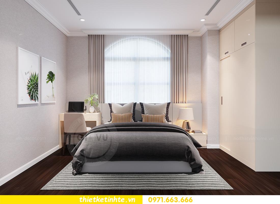 thiết kế nội thất biệt thự Vinhomes Imperia phong cách hiện đại 08