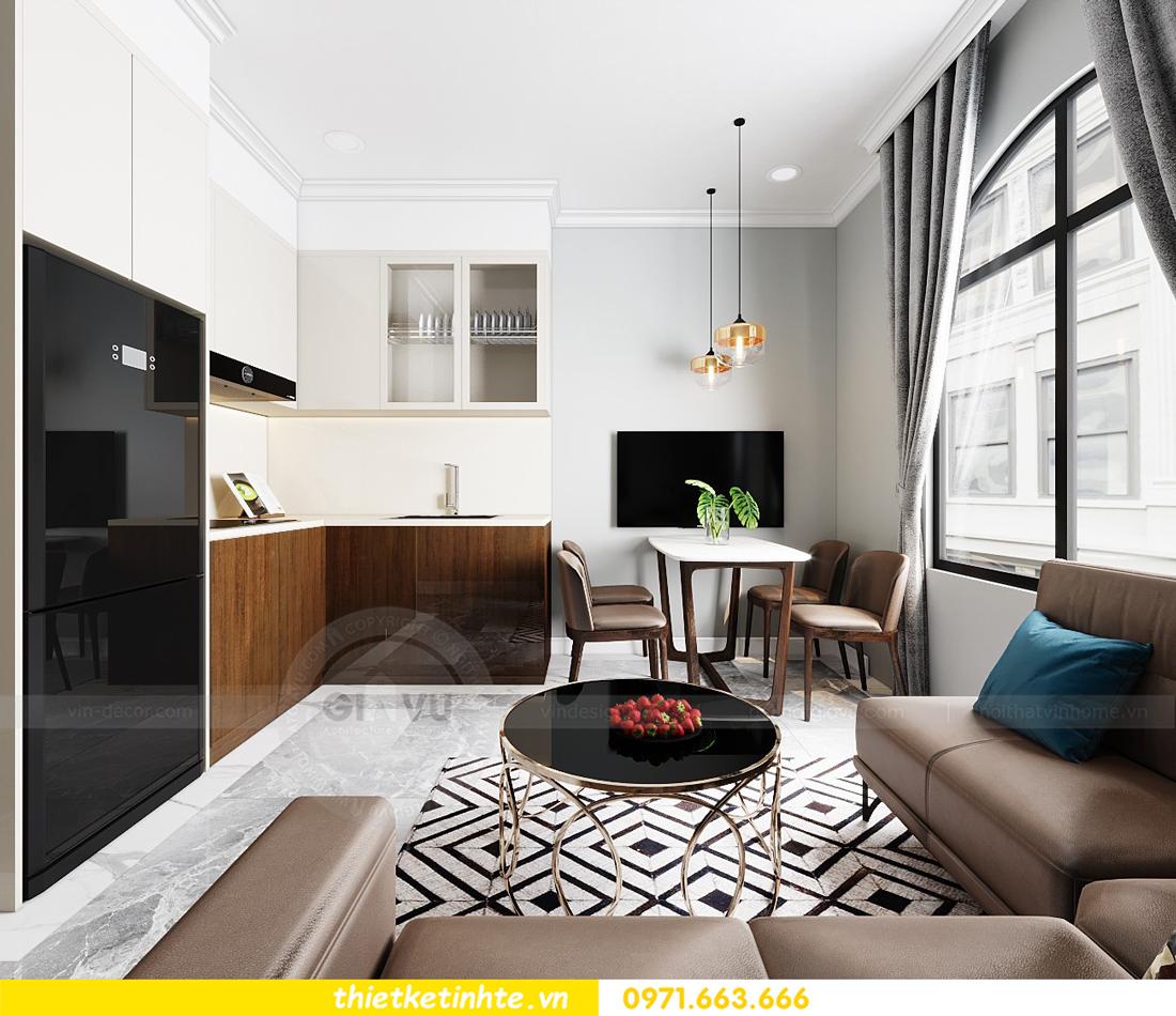 thiết kế nội thất biệt thự Vinhomes Imperia phong cách hiện đại 10