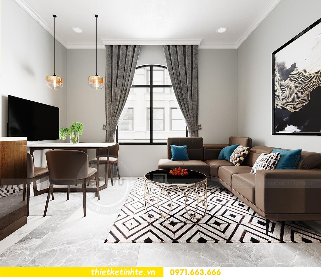 thiết kế nội thất biệt thự Vinhomes Imperia phong cách hiện đại 11