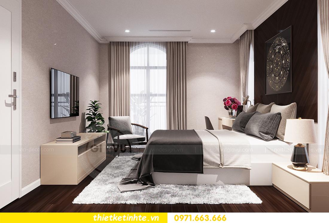 thiết kế nội thất biệt thự Vinhomes Imperia phong cách hiện đại 16