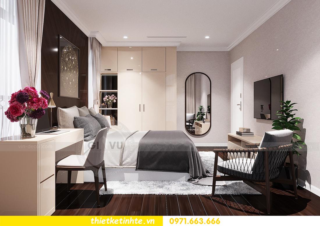 thiết kế nội thất biệt thự Vinhomes Imperia phong cách hiện đại 17