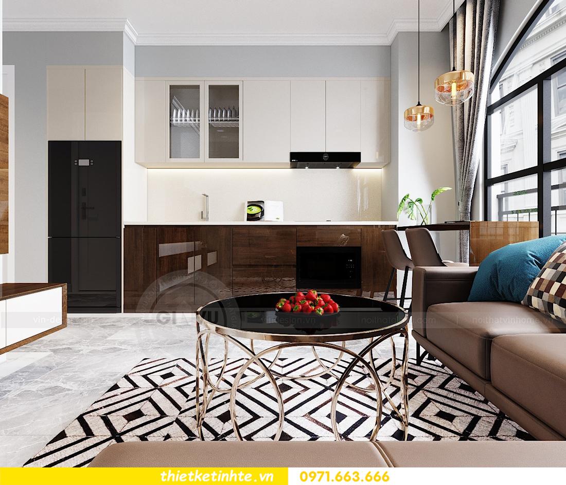 thiết kế nội thất biệt thự Vinhomes Imperia phong cách hiện đại 21