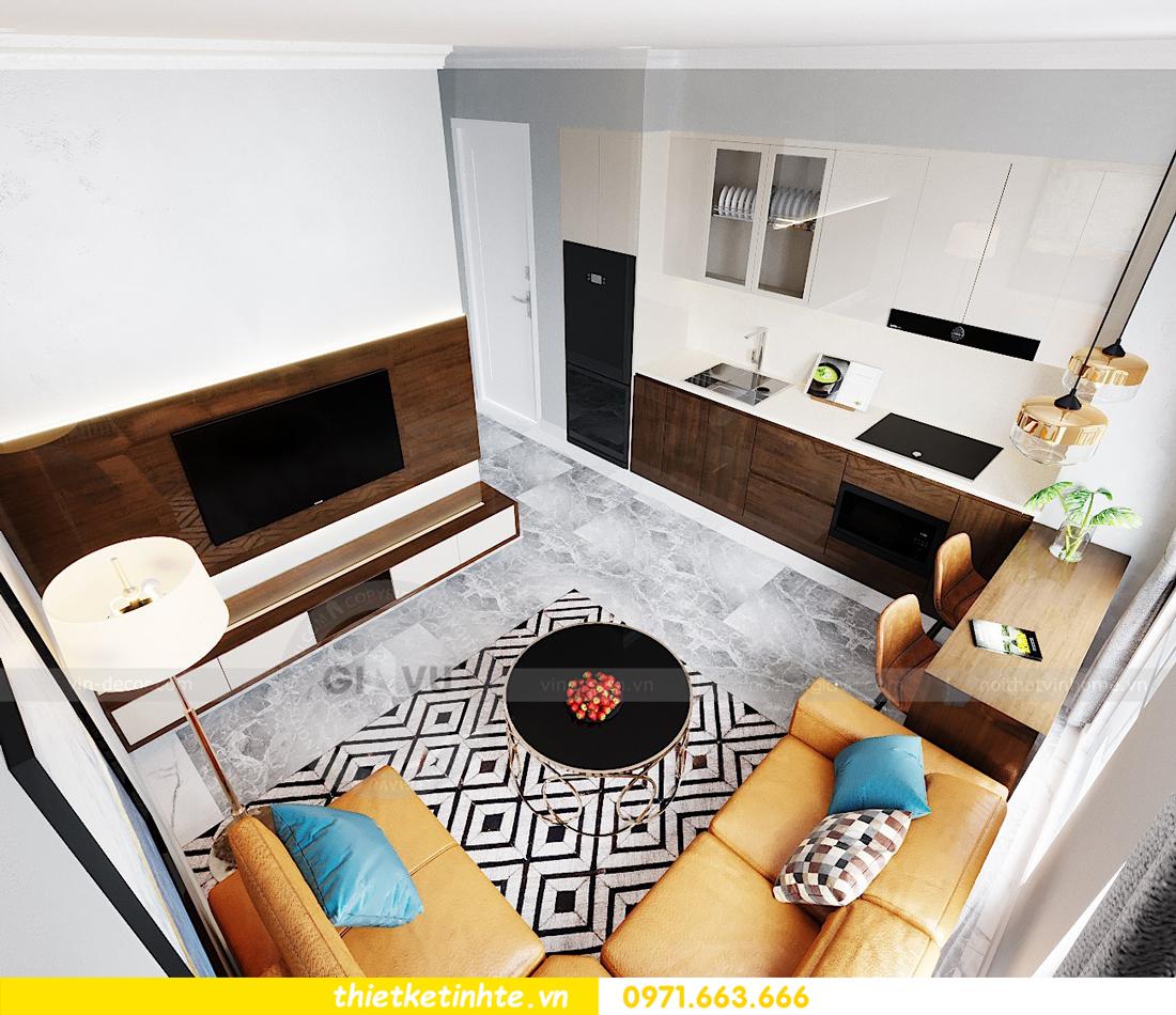 thiết kế nội thất biệt thự Vinhomes Imperia phong cách hiện đại 22
