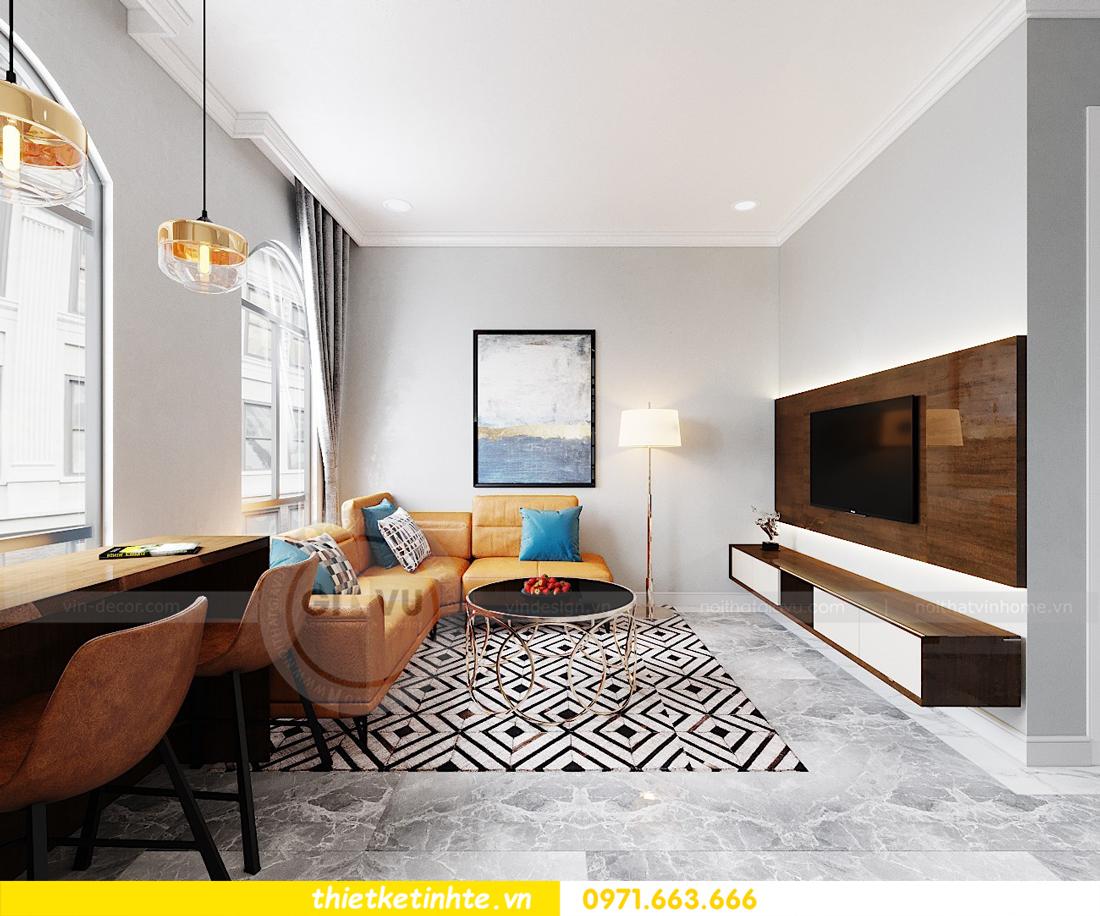 thiết kế nội thất biệt thự Vinhomes Imperia phong cách hiện đại 23