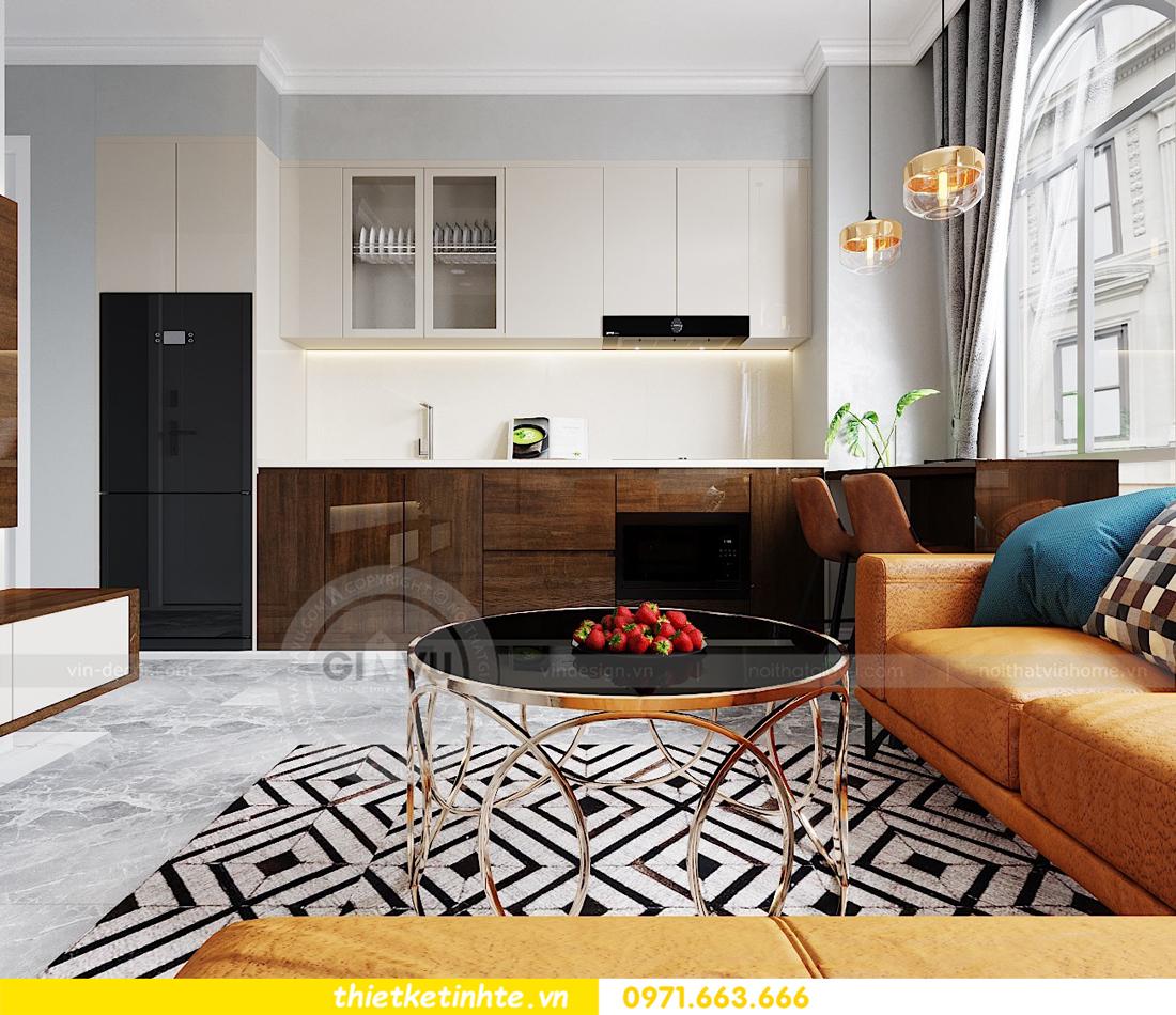 thiết kế nội thất biệt thự Vinhomes Imperia phong cách hiện đại 24