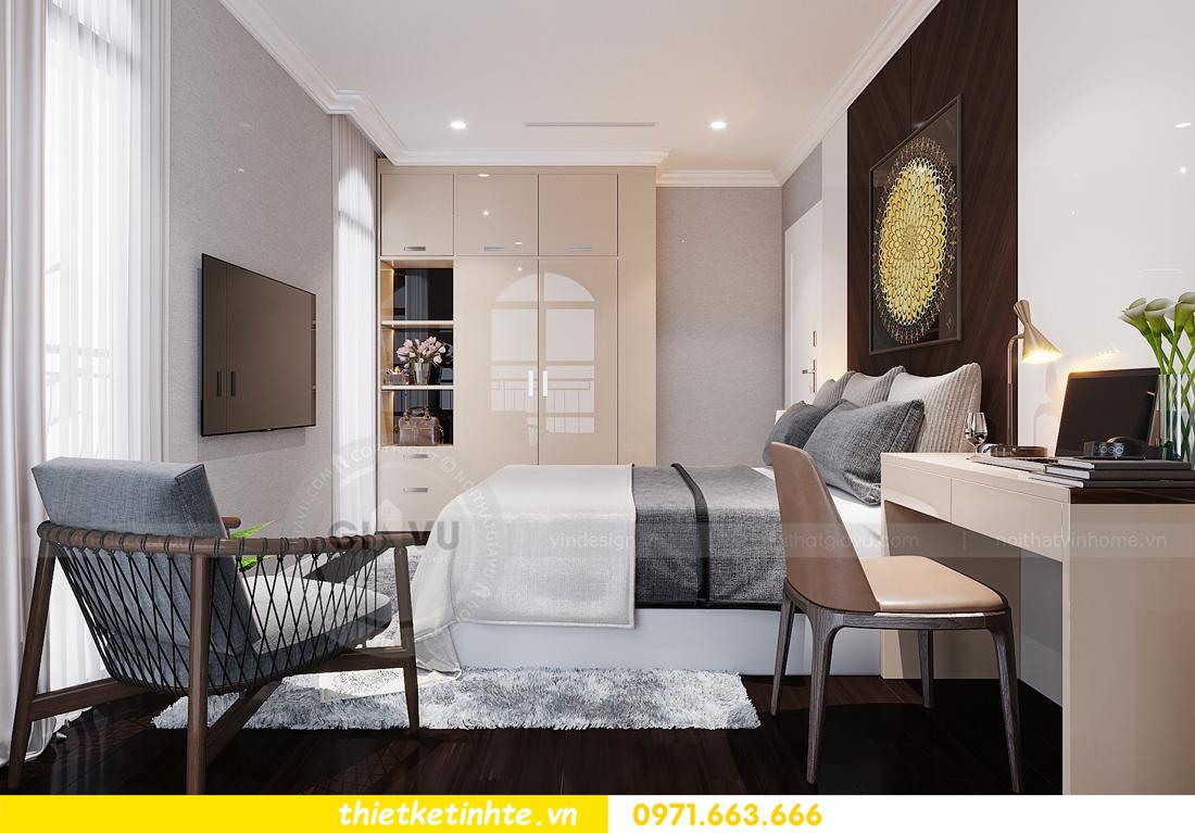 thiết kế nội thất biệt thự Vinhomes Imperia phong cách hiện đại 26