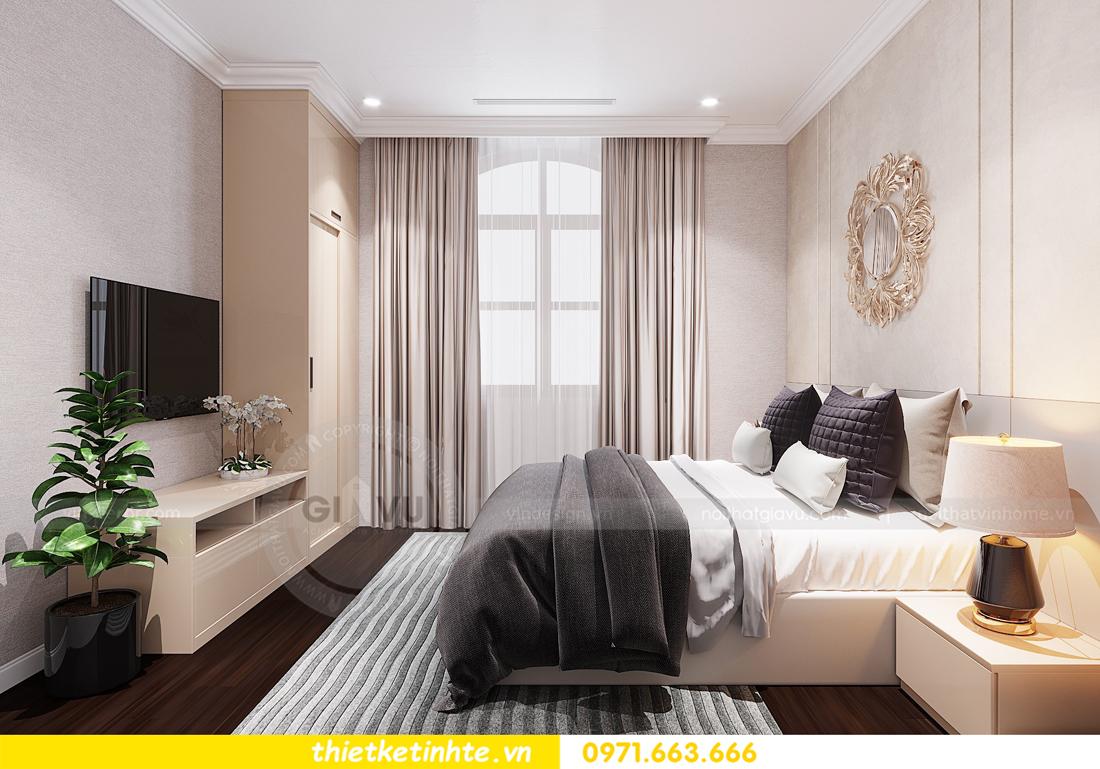 thiết kế nội thất biệt thự Vinhomes Imperia phong cách hiện đại 28