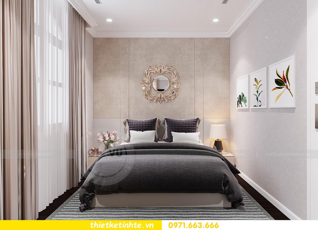 thiết kế nội thất biệt thự Vinhomes Imperia phong cách hiện đại 29