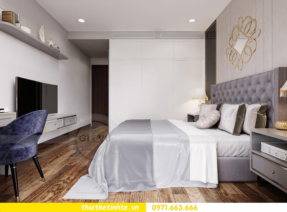 thiết kế nội thất Sun Grand City số 3 Lương Yên tòa T1 căn hộ 08 View 12