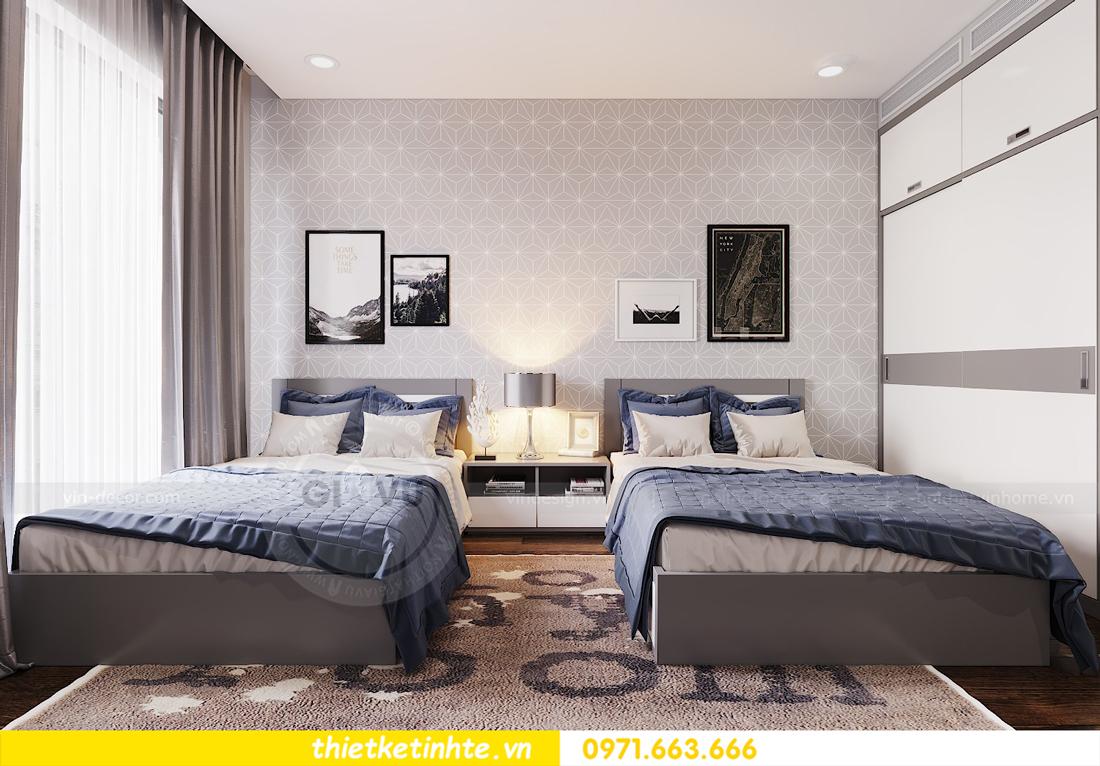 thiết kế nội thất Sun Grand City số 3 Lương Yên tòa T1 căn hộ 08 View 15