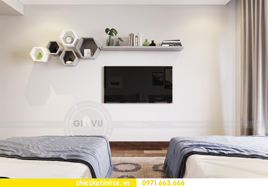 thiết kế nội thất Sun Grand City số 3 Lương Yên tòa T1 căn hộ 08 View 16