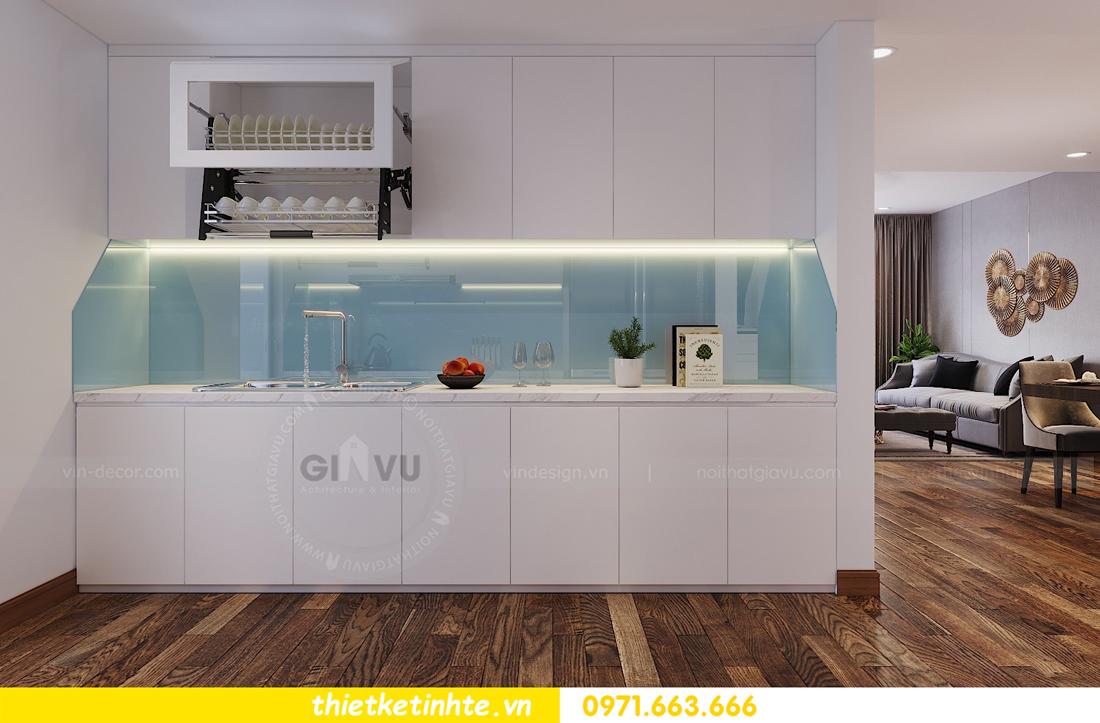 thiết kế nội thất Sun Grand City số 3 Lương Yên tòa T1 căn hộ 08 View 6