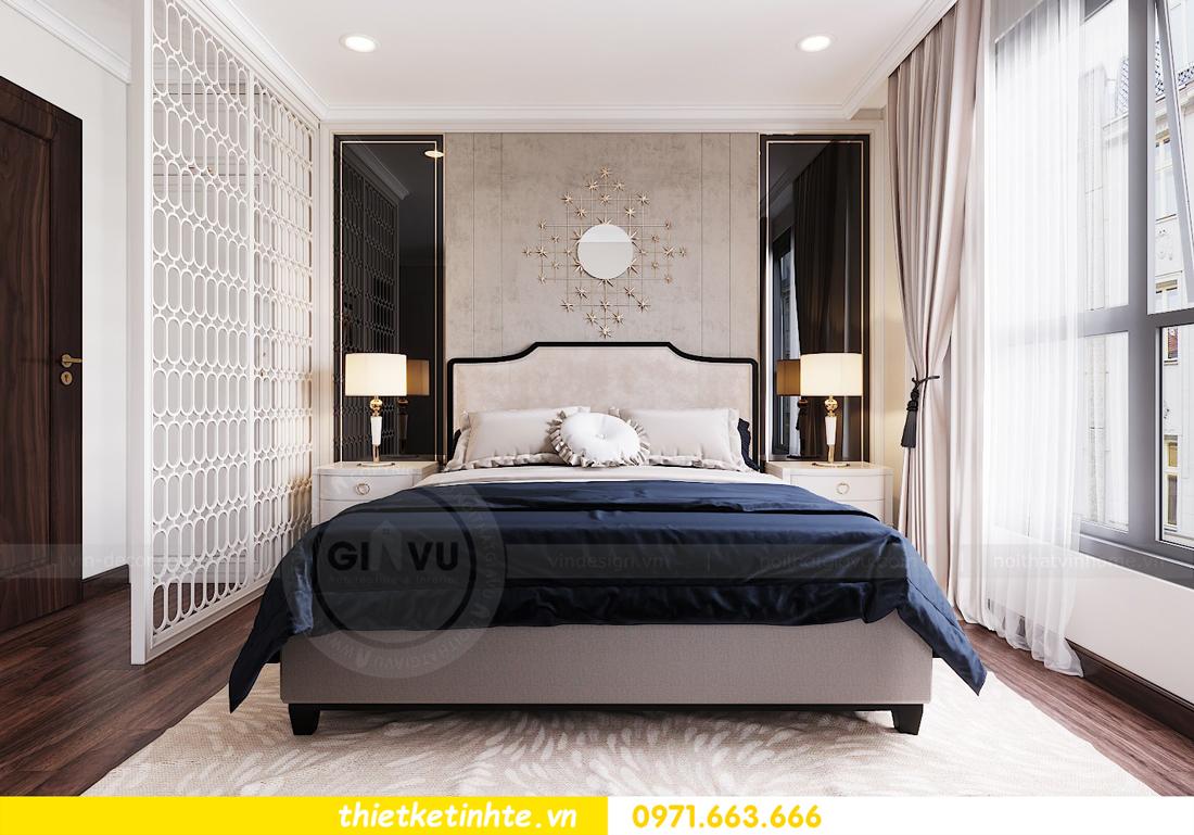 thiết kế nội thất căn hộ DCapitale tòa C1 căn 11 07