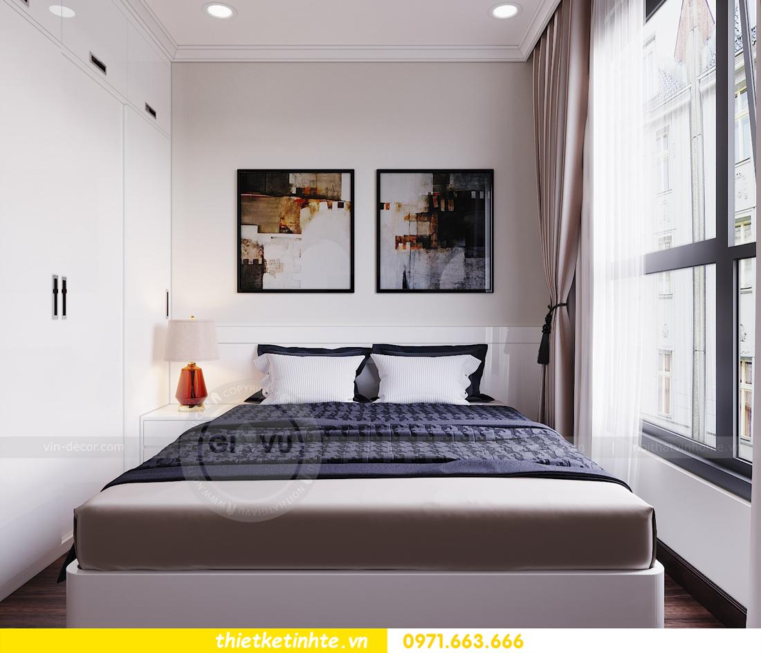 thiết kế nội thất căn hộ DCapitale tòa C1 căn 11 11