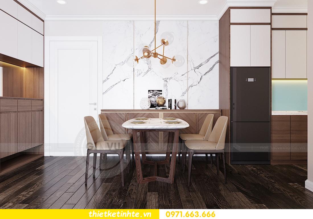 thiết kế nội thất căn hộ Vinhomes D Capitale tòa C7 01