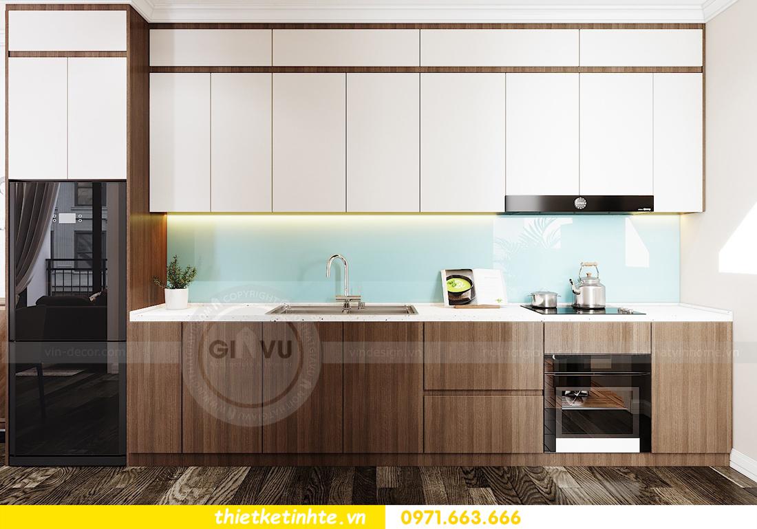 thiết kế nội thất căn hộ Vinhomes D Capitale tòa C7 03