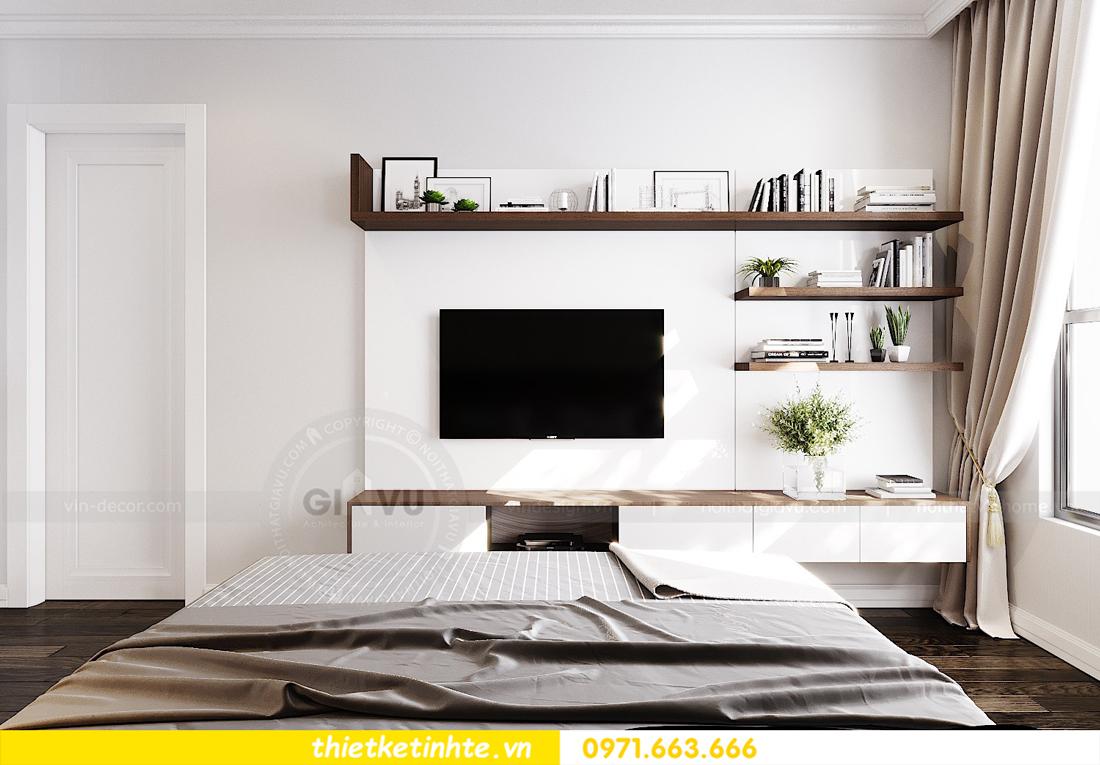 thiết kế nội thất căn hộ Vinhomes D Capitale tòa C7 10