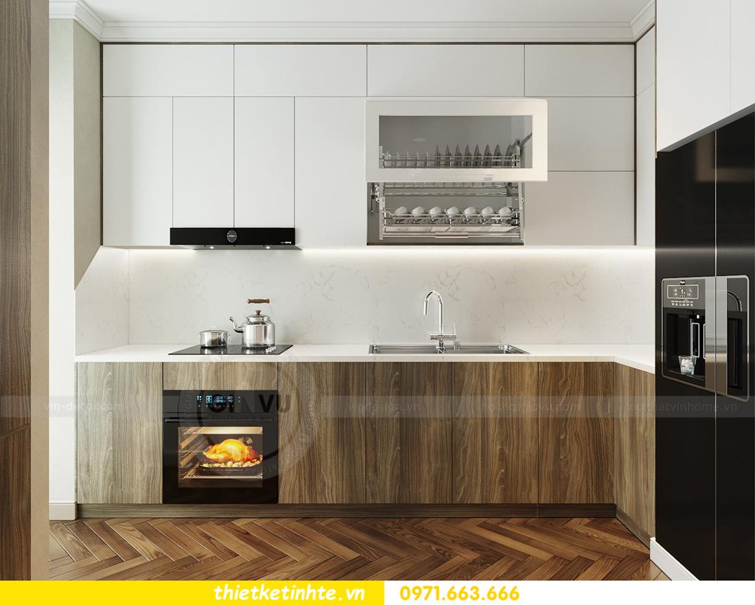 thiết kế nội thất căn hộ Vinhomes Metropolis tòa M3 căn 07 view 2