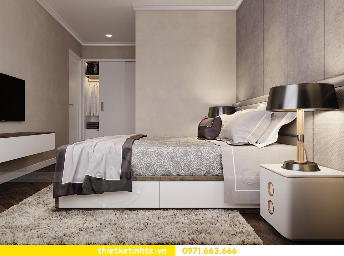 thiết kế nội thất căn hộ Vinhomes Metropolis tòa M3 căn 07 view 7