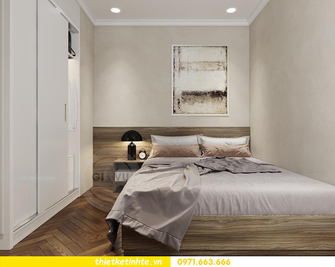 thiết kế nội thất căn hộ Vinhomes Metropolis tòa M3 căn 07 view 9