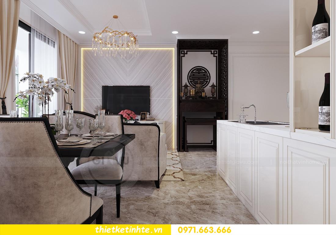 thiết kế nội thất chung cư D Capitale tòa C1 căn hộ 11 nhà anh Thọ 05