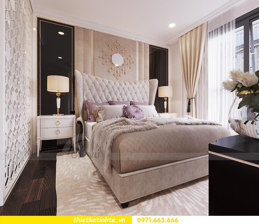 thiết kế nội thất chung cư D Capitale tòa C1 căn hộ 11 nhà anh Thọ 06