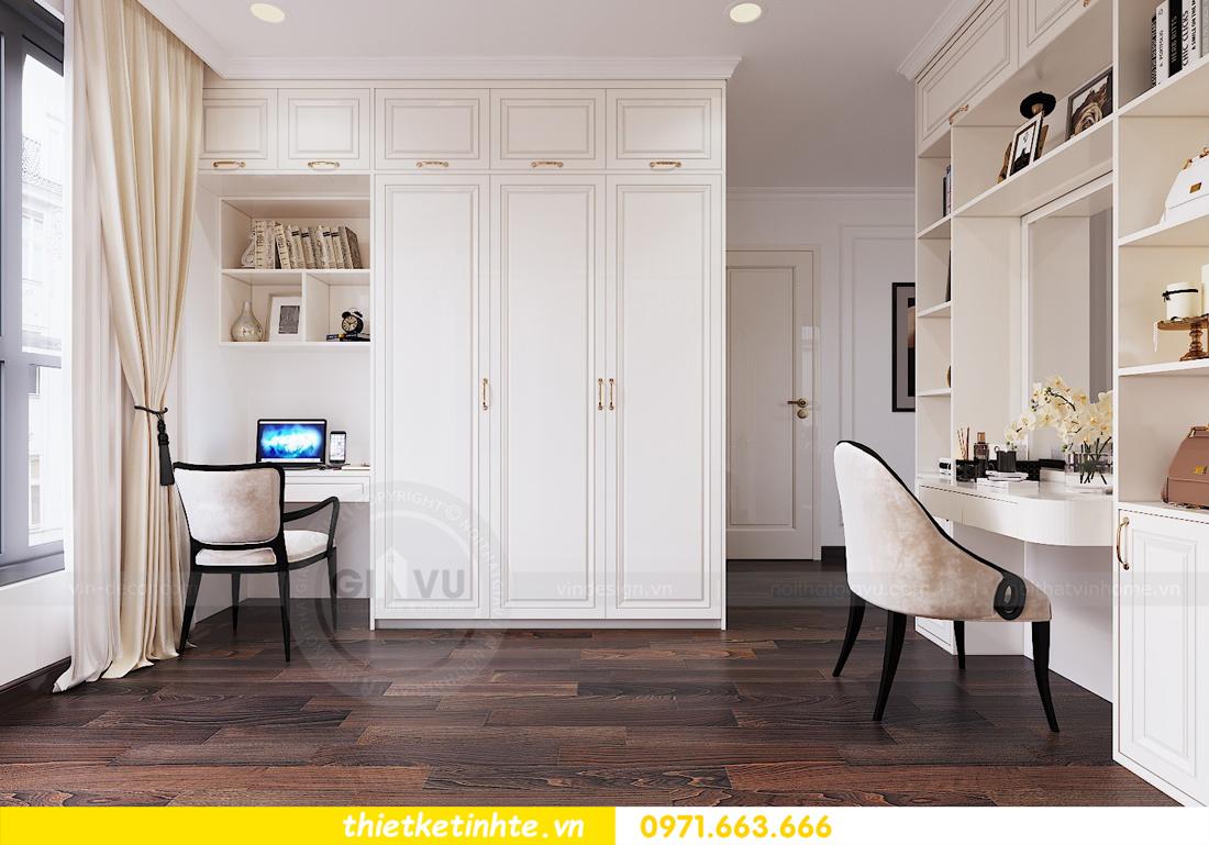 thiết kế nội thất chung cư D Capitale tòa C1 căn hộ 11 nhà anh Thọ 07