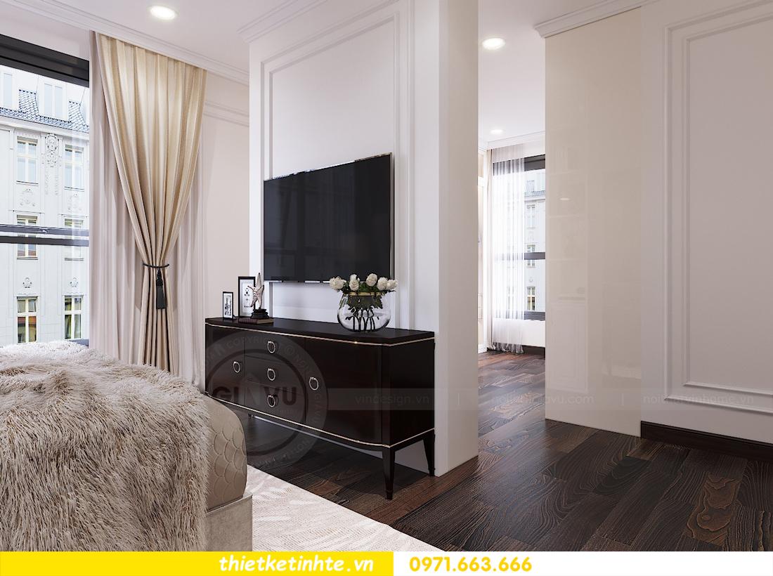 thiết kế nội thất chung cư D Capitale tòa C1 căn hộ 11 nhà anh Thọ 09