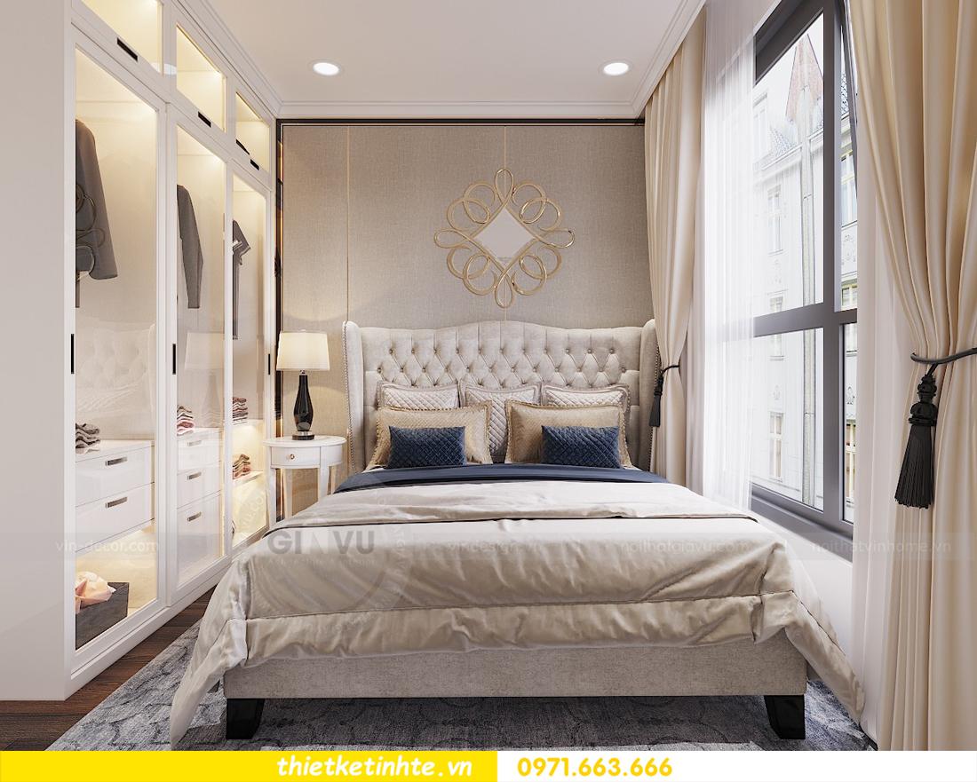 thiết kế nội thất chung cư D Capitale tòa C1 căn hộ 11 nhà anh Thọ 10
