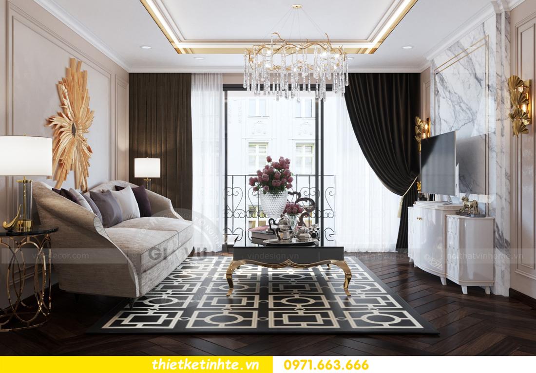 thiết kế nội thất chung cư Sun Grand City Ancora 03