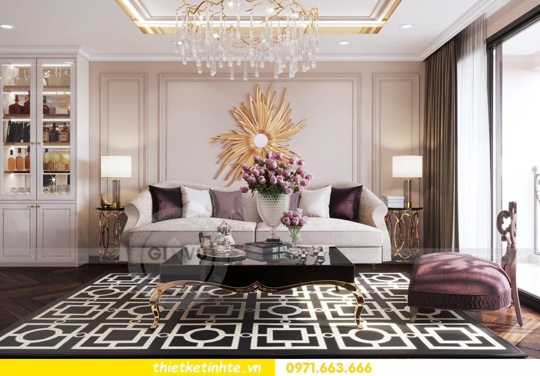 thiết kế nội thất chung cư Sun Grand City Ancora 04