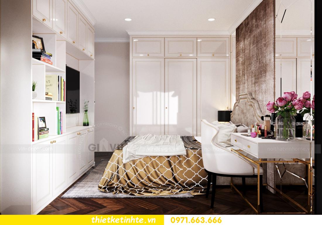 thiết kế nội thất chung cư Sun Grand City Ancora 10