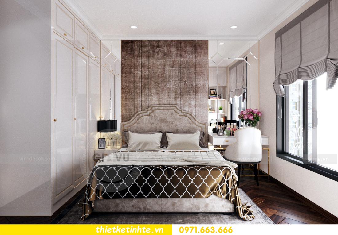 thiết kế nội thất chung cư Sun Grand City Ancora 11