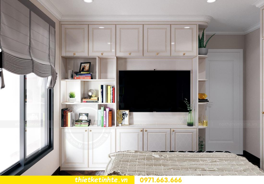 thiết kế nội thất chung cư Sun Grand City Ancora 12