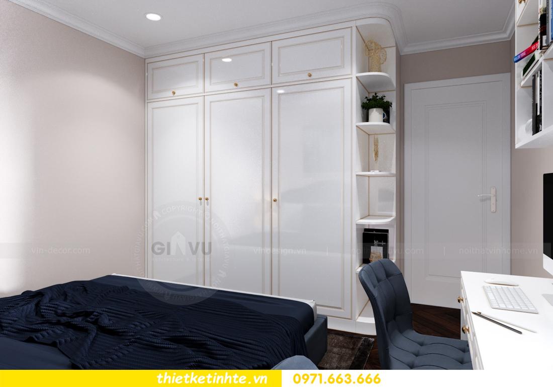 thiết kế nội thất chung cư Sun Grand City Ancora 13