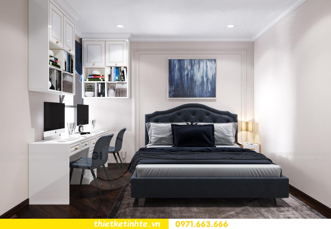 thiết kế nội thất chung cư Sun Grand City Ancora 14