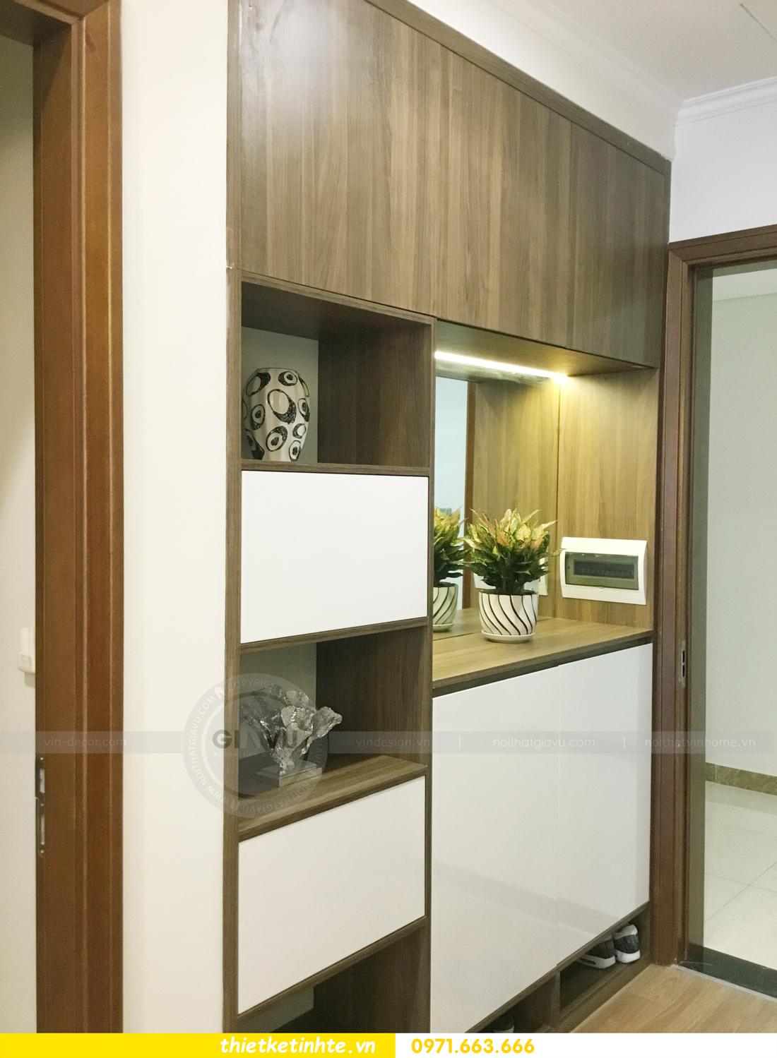 hoàn thiện nội thất chung cư Park Hill P12 căn 21 nhà anh sơn 02