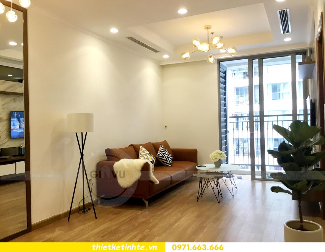 hoàn thiện nội thất chung cư Park Hill P12 căn 21 nhà anh sơn 07