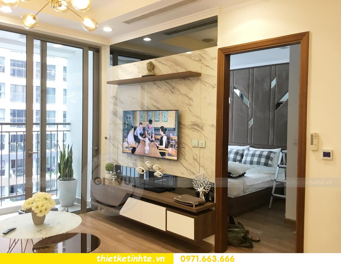 hoàn thiện nội thất chung cư Park Hill P12 căn 21 nhà anh sơn 10