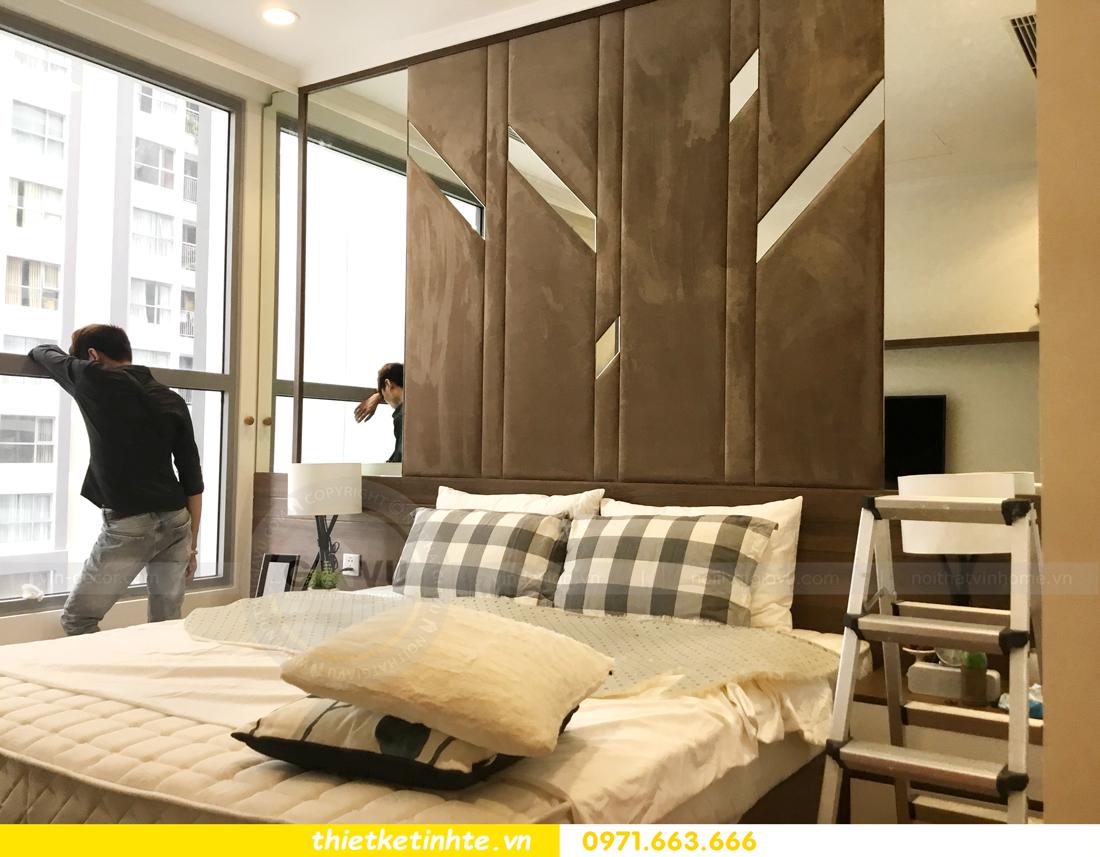 hoàn thiện nội thất chung cư Park Hill P12 căn 21 nhà anh sơn 14