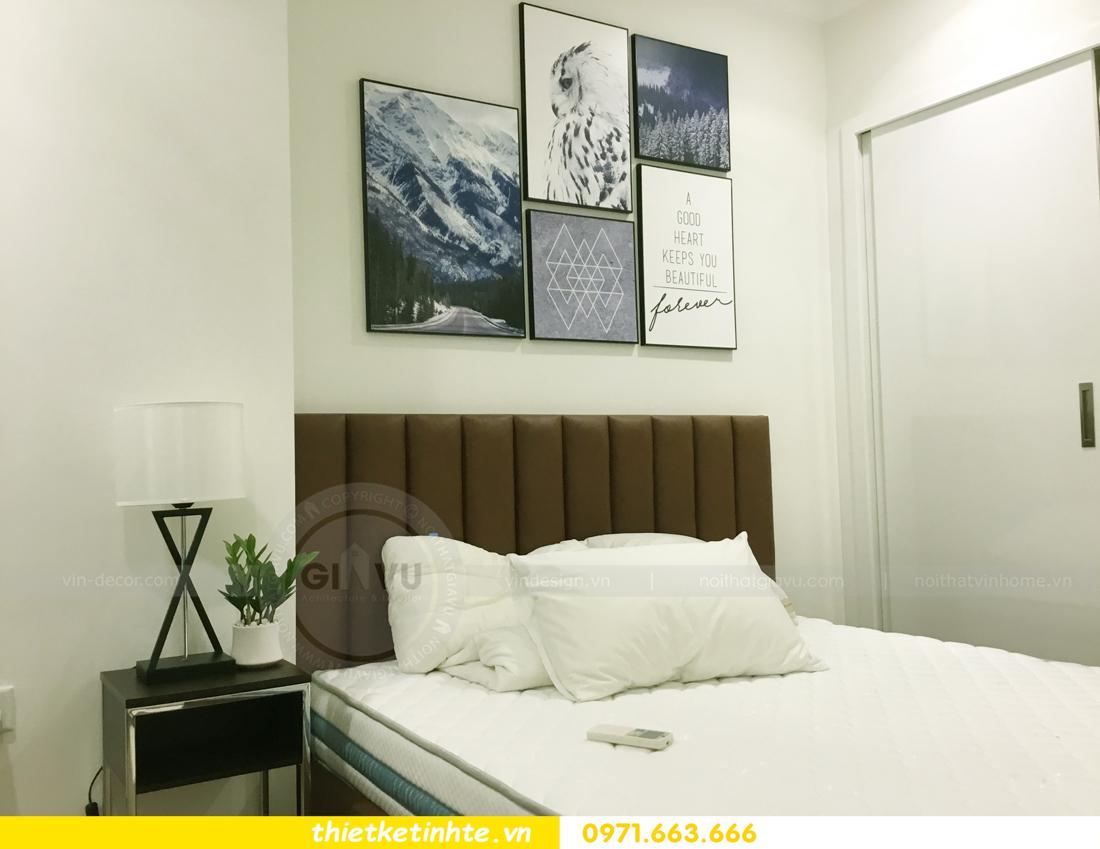 hoàn thiện nội thất chung cư Park Hill P12 căn 21 nhà anh sơn 16