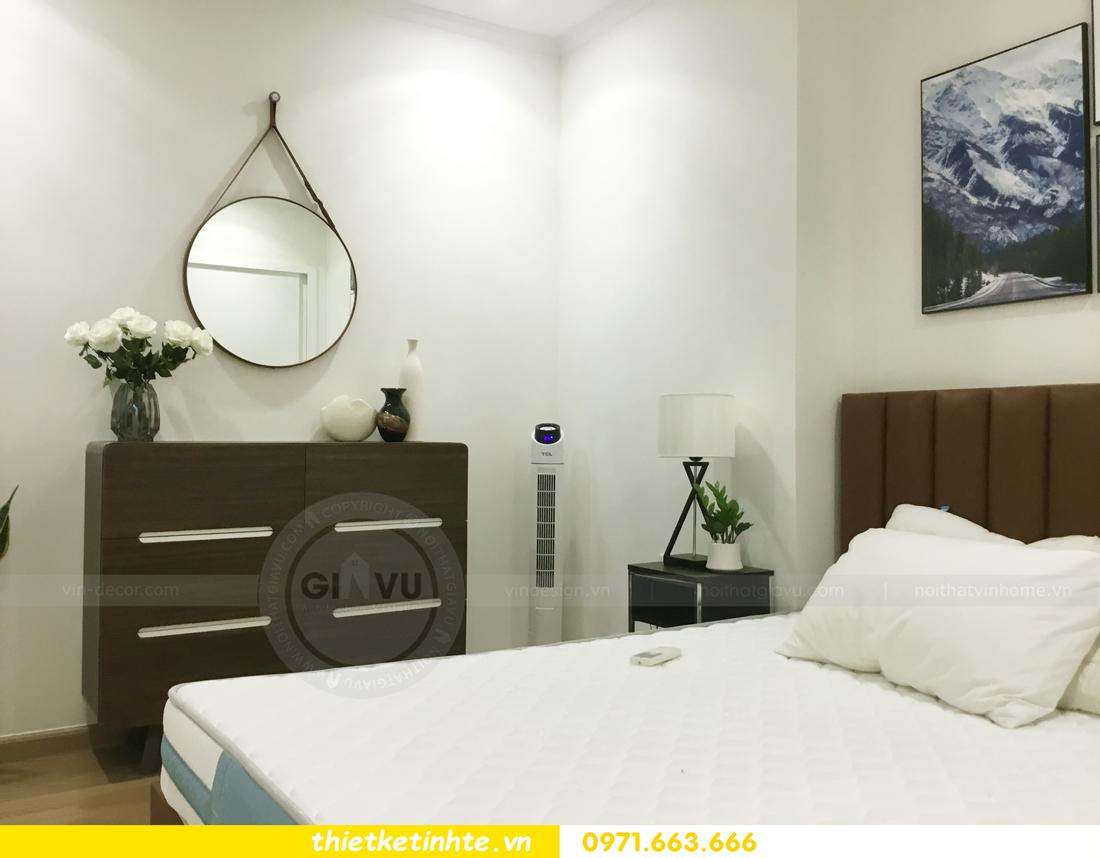 hoàn thiện nội thất chung cư Park Hill P12 căn 21 nhà anh sơn 17
