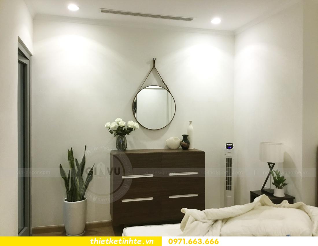 hoàn thiện nội thất chung cư Park Hill P12 căn 21 nhà anh sơn 18