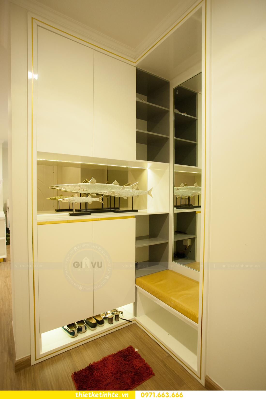 thi công hoàn thiện nội thất chung cư Park Hill 01