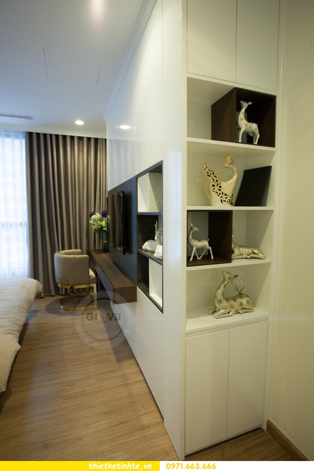 thi công hoàn thiện nội thất chung cư Park Hill 15