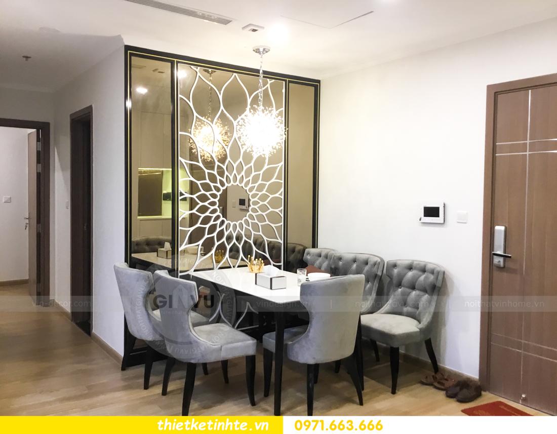 thi công nội thất căn hộ 08 tòa A2 Vinhomes Gardenia 06