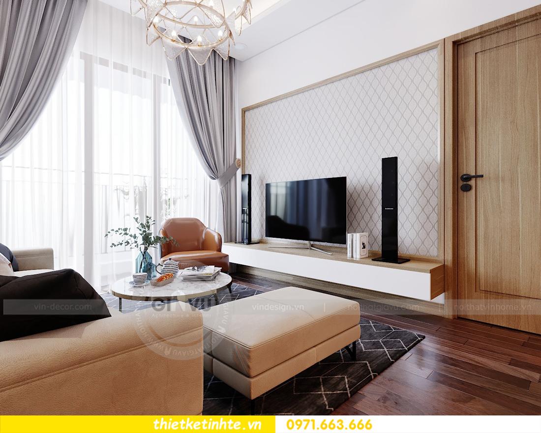 thiết kế nội thất chung cư 789 Ngoại Giao Đoàn 04