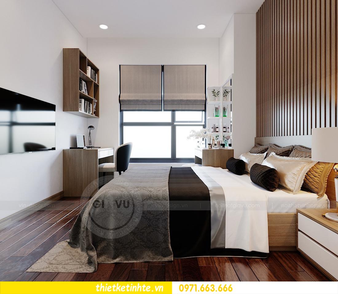 thiết kế nội thất chung cư 789 Ngoại Giao Đoàn 08